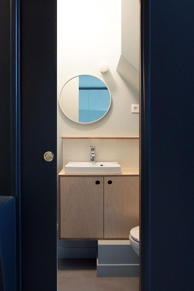Thiết kế nội thất của căn nhà nhỏ 15m2 khiến ai cũng ao ước - Ảnh 10.