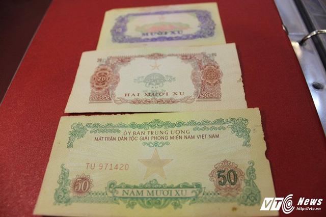 Bộ sưu tập tiền cổ giá bạc tỷ ở Hà Nội - Ảnh 10.