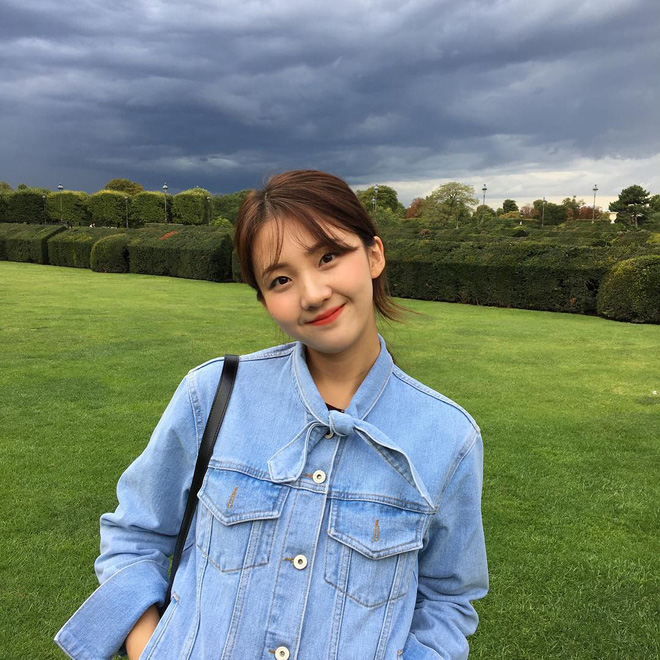 Lâu lắm mới thấy một cô bạn Hàn Quốc xinh rất tự nhiên vậy đấy - Ảnh 10.