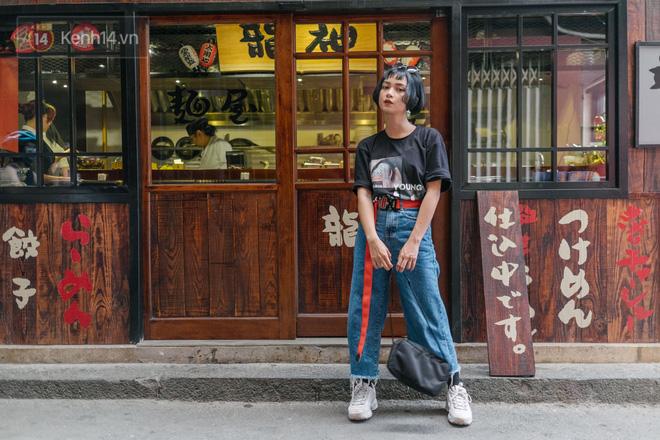 Mai Kỳ Hân - nàng mẫu lookbook mới của Sài Gòn với gương mặt đúng chuẩn búp bê - Ảnh 11.