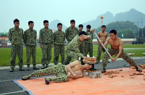 Đặc công Việt Bắc võ nghệ cao cường - Ảnh 10.