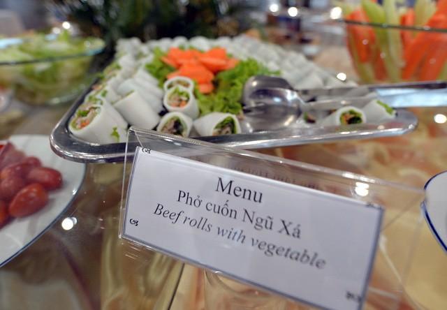 Khám phá bếp ăn phục vụ 3.000 phóng viên ở Trung tâm Báo chí APEC - Ảnh 10.