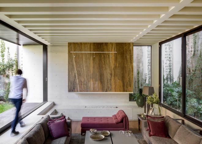 10 phòng khách nhỏ nhưng đẹp và vô cùng ấm cúng khiến bạn yêu từ cái nhìn đầu tiên - Ảnh 10.