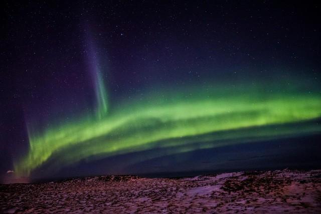 Choáng ngợp trước vẻ đẹp của Bắc Cực qua ống kính của Hoàng Lê Giang và Lý Thành Cơ - Ảnh 10.