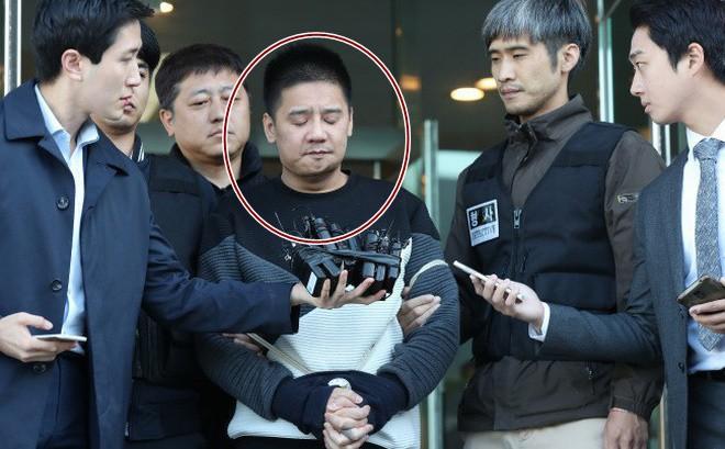 Bộ mặt ông bố Hàn Quốc: Lấy tiền từ thiện để chơi bời, lập đường dây mại dâm - Ảnh 1.