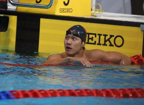 Thất bại trên đường bơi sở trường, Hoàng Quý Phước thẳng thắn tiết lộ lí do - Ảnh 1.