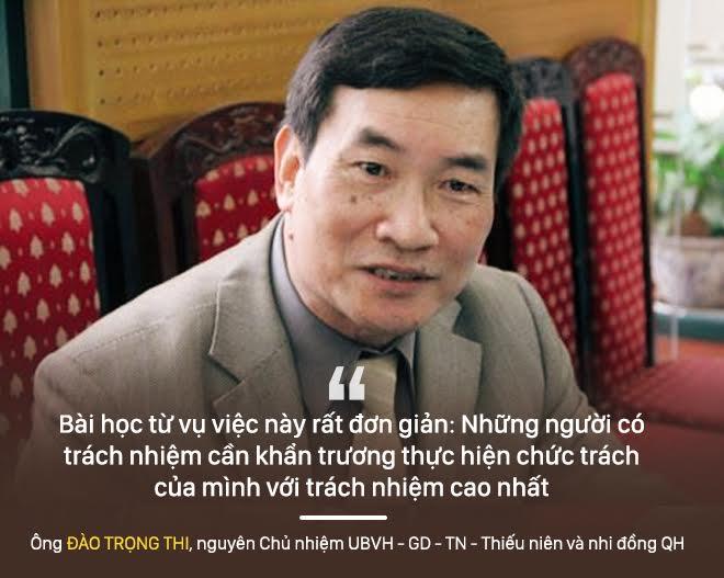 Những phát ngôn sau quyết định cách chức hiệu trưởng trường Tiểu học Nam Trung Yên - Ảnh 2.