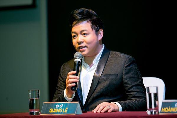 Quang Lê thừa nhận cát-sê hát ở Mỹ chỉ bằng Phương Mỹ Chi - Ảnh 1.