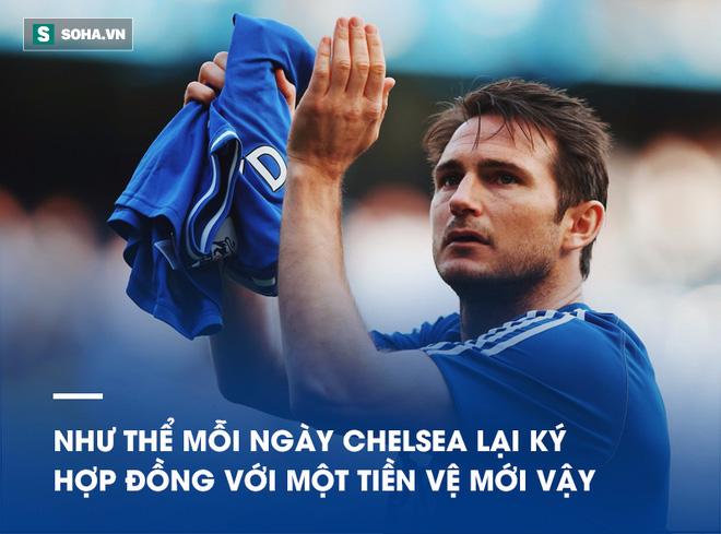 Hẹn với định mệnh: Mourinho tạo nên một cầu thủ vĩ đại ngay trong phòng tắm - Ảnh 7.