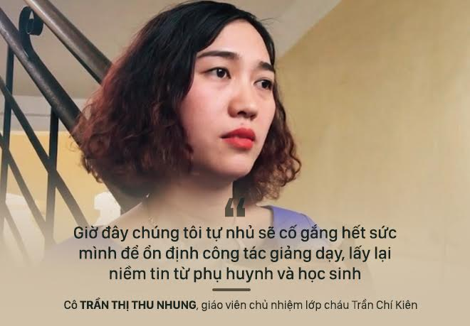 Những phát ngôn sau quyết định cách chức hiệu trưởng trường Tiểu học Nam Trung Yên - Ảnh 6.