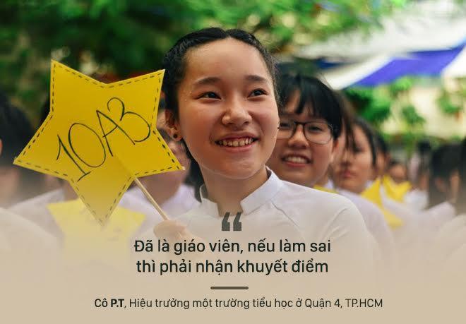 Những phát ngôn sau quyết định cách chức hiệu trưởng trường Tiểu học Nam Trung Yên - Ảnh 7.