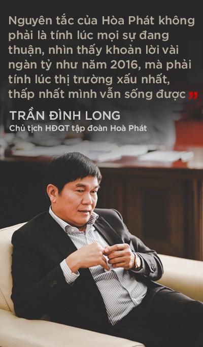 """Ông Trần Đình Long: """"Chúng tôi thành công như hôm nay vì không biến Hòa Phát thành một tập đoàn họ hàng"""" - Ảnh 4."""