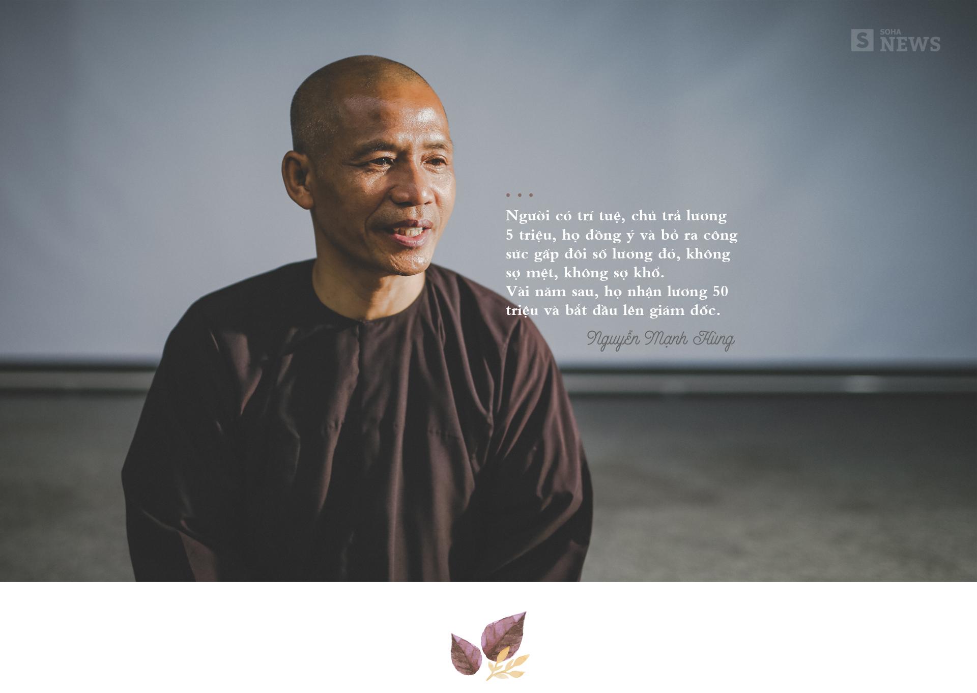TS Nguyễn Mạnh Hùng: Từ triệu phú đôla tuổi 26 đến người đàn ông hạnh phúc không nhờ tiền bạc - Ảnh 8.