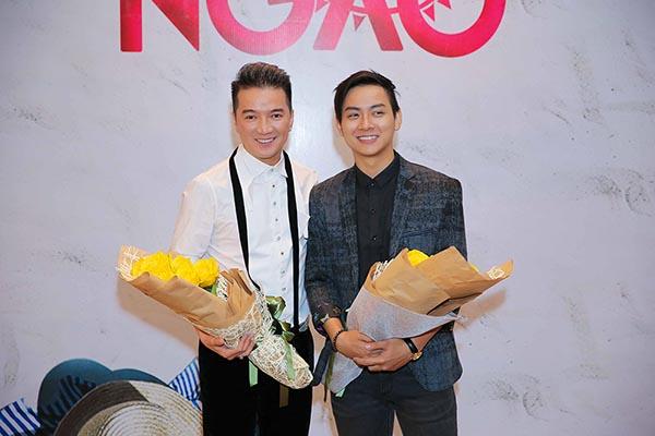 Hoài Lâm kết đôi cùng Ngọc Thanh Tâm trong phim chiếu Tết - Ảnh 9.