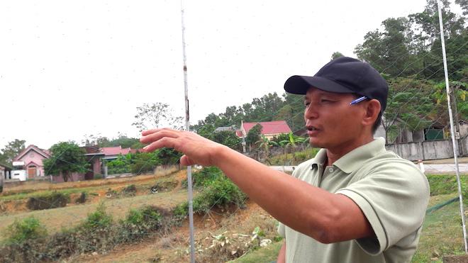 Video: Hàng trăm nghìn mét đất bị sông Lam nuốt chửng từng ngày - Ảnh 4.