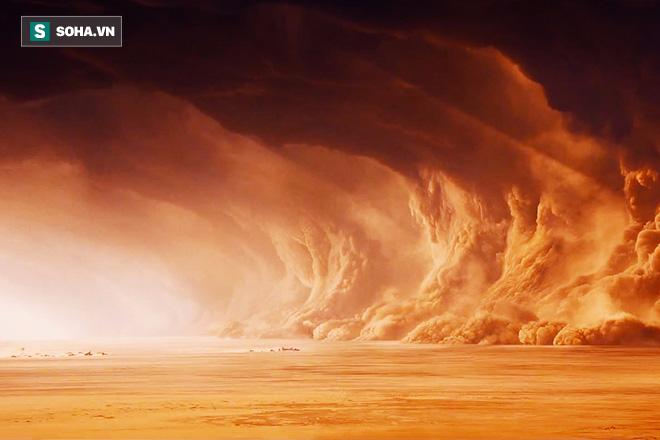 Bức ảnh này không phải trong phim, nó chính là thảm họa nuốt chửng một thành phố của Mỹ - Ảnh 1.