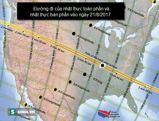Toàn cảnh về nhật thực toàn phần sẽ diễn ra trong tháng 8 - Ảnh 1.