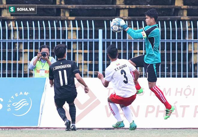 Sau miếng đòn chớp nhoáng, U21 Thái Lan thảm bại theo kịch bản khó ngờ - Ảnh 2.