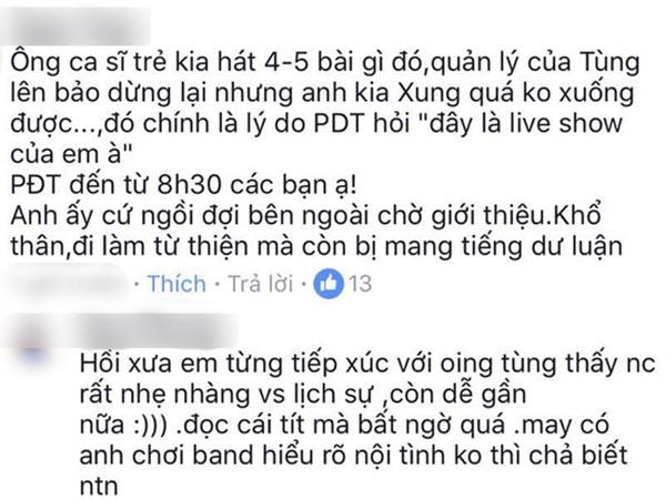 Vụ bắt nạt đàn em: Phan Đinh Tùng nếu không sai sao lại phải im lặng? - Ảnh 5.