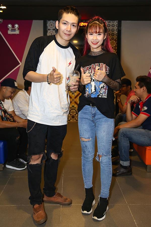 Kelvin Khánh ôm chặt đồng nghiệp nam trước mặt Khởi My - Ảnh 6.