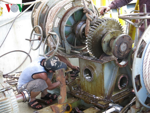 Công ty bị Phó Chủ tịch tỉnh nói mị dân xin thay lại máy chính hãng cho tàu của ngư dân - Ảnh 2.