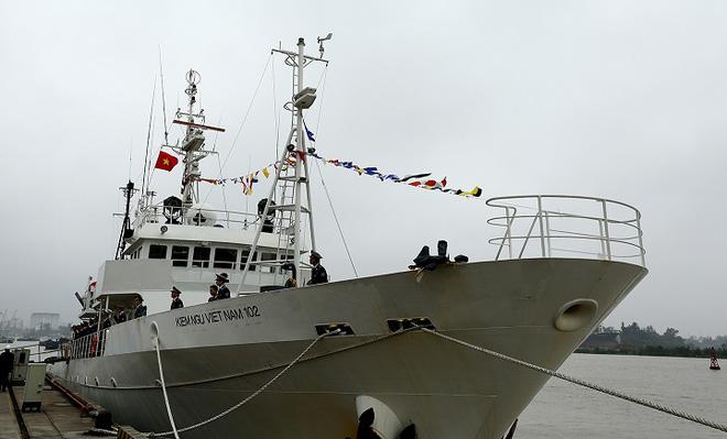 Điểm danh đội tàu tuần tra được đối tác nước ngoài viện trợ cho Việt Nam - Ảnh 6.