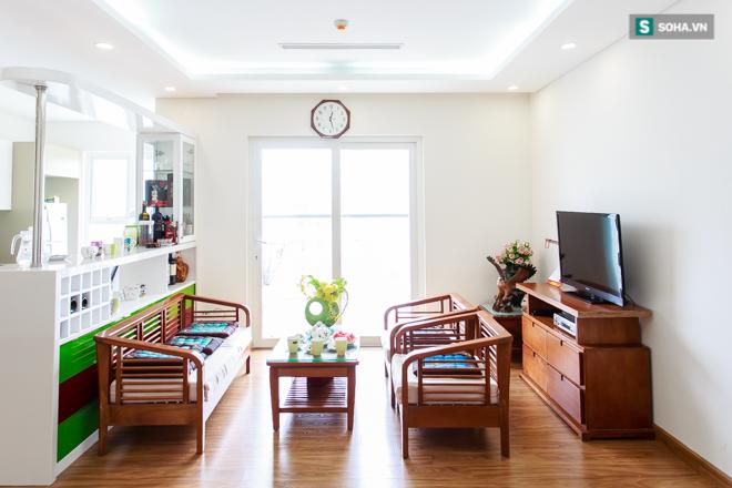 Nhà chung cư gần 4 tỷ ở Hà Nội của hot girl Linh Miu - Ảnh 2.