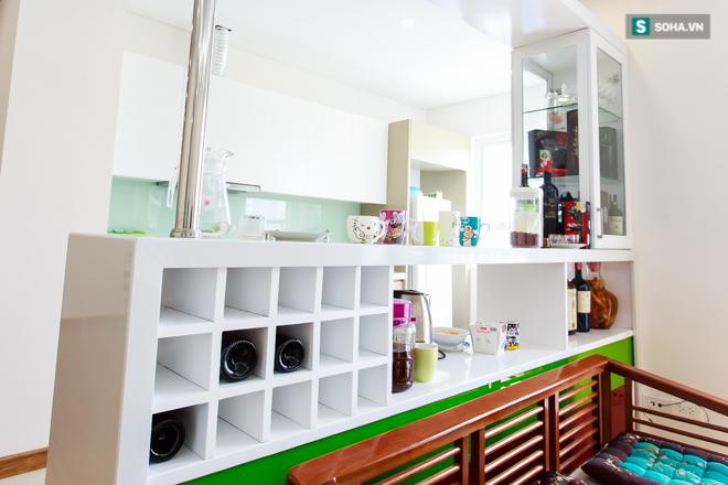 Nhà chung cư gần 4 tỷ ở Hà Nội của hot girl Linh Miu - Ảnh 4.