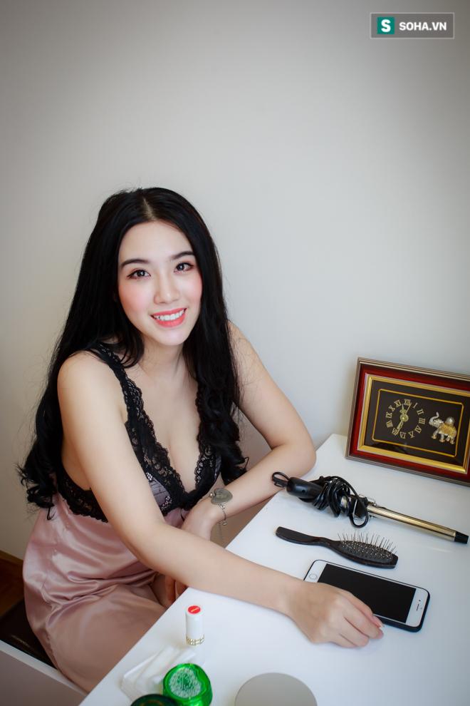 Nhà chung cư gần 4 tỷ ở Hà Nội của hot girl Linh Miu - Ảnh 13.