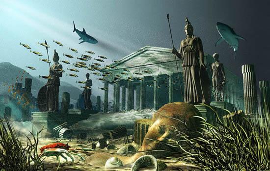 Phát hiện manh mối về thành phố huyền thoại Atlantis dưới đáy đại dương - Ảnh 5.