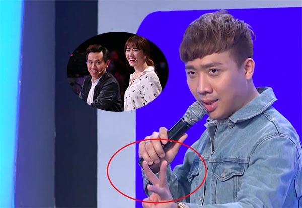 Nghi vấn Trấn Thành để lộ đáp án, giúp Hari Won thắng show Người bí ẩn - Ảnh 2.