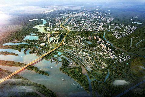 Thành phố thông minh 4 tỷ USD hiện đại nhất Đông Nam Á tại Hà Nội có gì đặc biệt? - Ảnh 1.