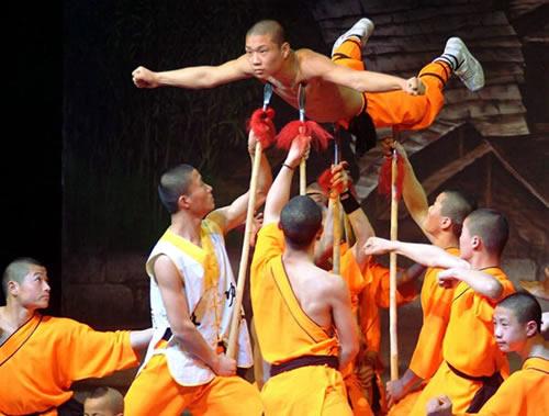 Ra mặt thách đấu, Thiếu Lâm có đủ sức lấy lại danh dự cho võ thuật Trung Quốc? - Ảnh 8.