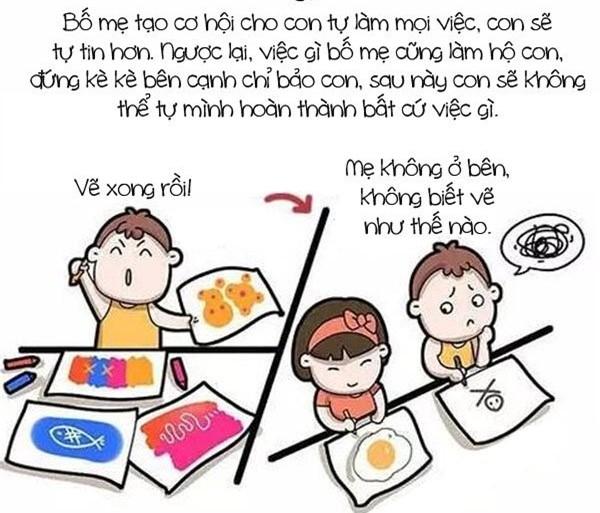 Mắc 10  thói quen không hay dưới đây, con bạn sẽ trở nên khó dạy và xấu tính - Ảnh 2.