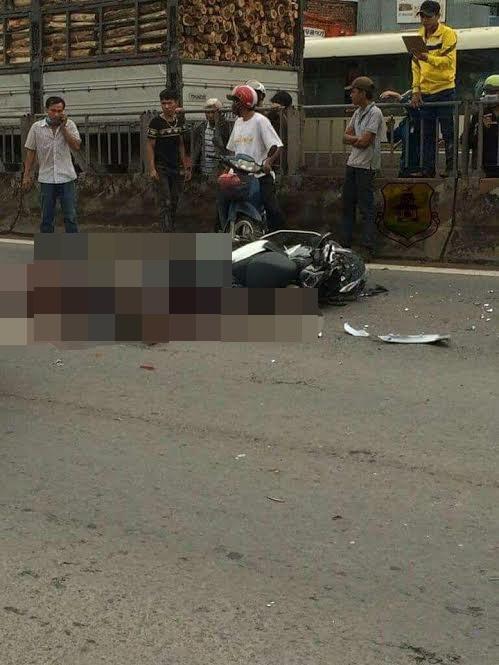 Tai nạn kinh hoàng làm 3 người chết thảm ở Đồng Nai - Ảnh 1.