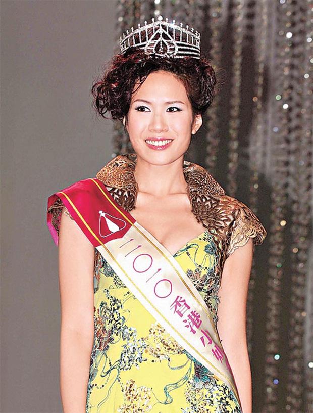 Hơn 30 năm qua, các thế hệ Hoa hậu Hồng Kông dần tuột sắc đến thảm hại - Ảnh 7.