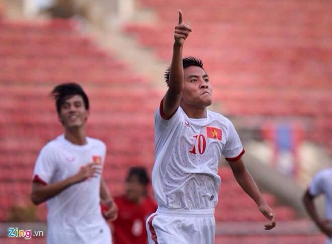 """Những """"sao mai"""" U20 đang bị HLV Hoàng Anh Tuấn… ngó lơ - Ảnh 1."""