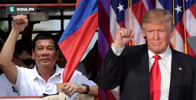 Ông Trump mời ông Duterte thăm Nhà Trắng: Sao phải chơi trò lập lờ, mập mờ, giả vờ? - Ảnh 1.