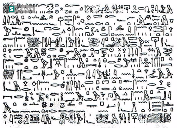 Bằng chứng về việc UFO ghé thăm kim tự tháp trong sách cổ Ai Cập - Ảnh 1.