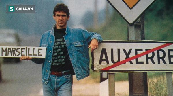 Hẹn với định mệnh: Eric Cantona - thanh gươm báu định quốc của triều đại Alex Ferguson - Ảnh 3.