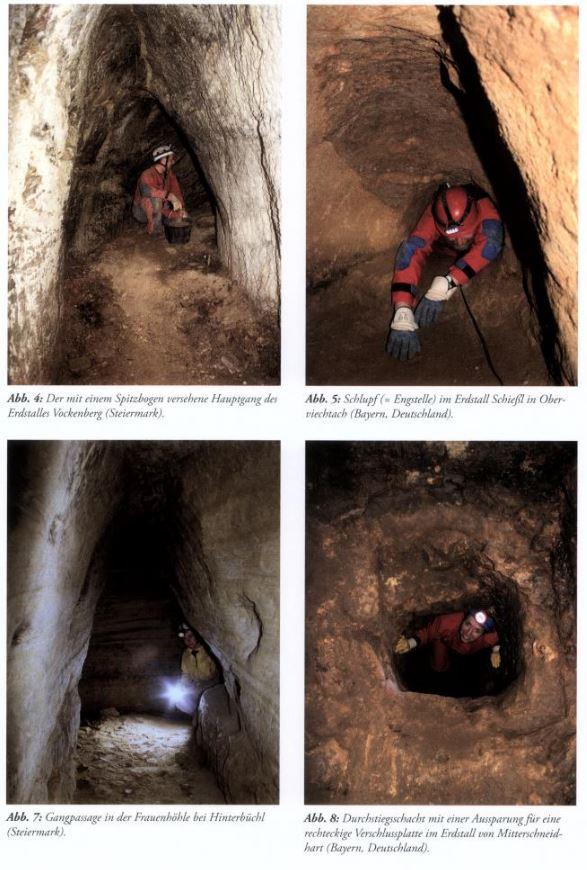 Đường hầm xuyên lục địa 12.000 năm tuổi: Ẩn chứa điều kỳ lạ thách thức nhà khảo cổ châu Âu - Ảnh 1.