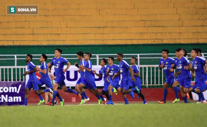 Trụ cột U23 Malaysia mất tích khó hiểu trước giờ G - Ảnh 3.