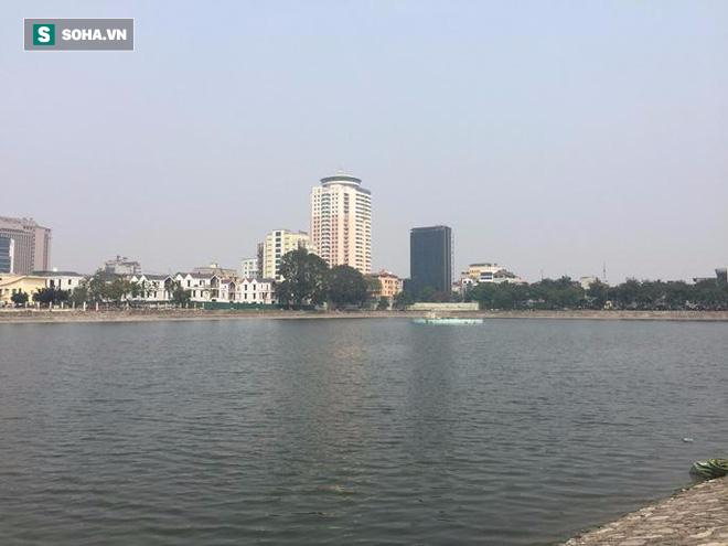 Đề xuất lấp hồ Thành Công: Phiếu khảo sát của Việt Hưng không đề cập đến lấp hồ - Ảnh 2.