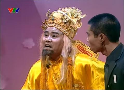 Không phải Quốc Khánh, đây mới là người đầu tiên đóng vai Ngọc Hoàng trong Táo quân - Ảnh 1.