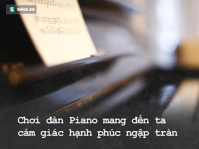 Giữa tăm tối cuộc đời, Mozart, Beethoven, Schumann làm nên điều kỳ diệu với cây đàn Piano - Ảnh 3.