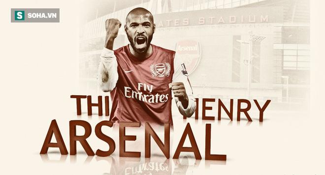 Thierry Henry: Kẻ nghiện ngập chiến thắng đến mức ám ảnh - Ảnh 7.