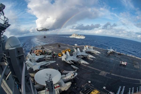 Phương án Crimea giúp chính quyền Trump ép Trung Quốc ở biển Đông như thế nào? - Ảnh 1.