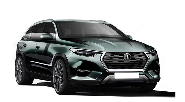 VinFast công bố 20 thiết kế Sedan và SUV, tạo bởi studio danh tiếng, dành riêng cho Việt Nam - Ảnh 8.
