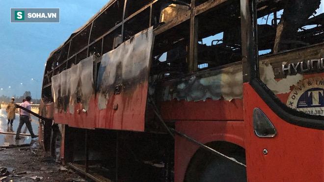 Xe giường nằm cháy như đuốc trên quốc lộ 1A - Ảnh 5.