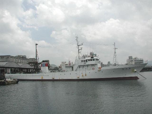 Hình ảnh tàu kiểm ngư hiện đại Nhật Bản vừa trao tặng Việt Nam - Ảnh 2.
